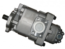 Hydraulic gear pump 705-53-31020