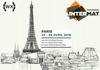 Wanxun Co.,Ltd. Attend INTERMAT exhibition in Paris